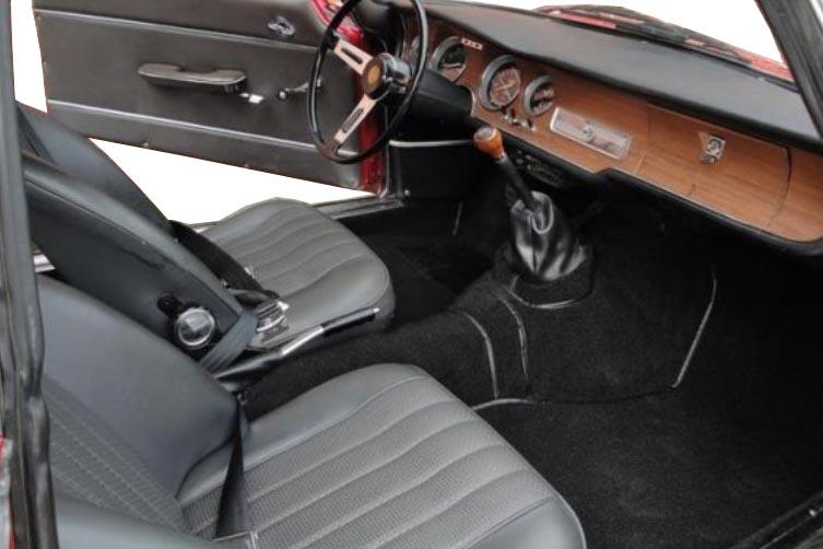 Seat Upholstery Carpet Sets Interior Panels Headliners