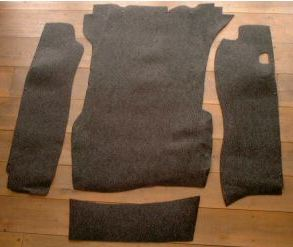 Seat Upholstery Carpet Sets Convertible Tops Headliners